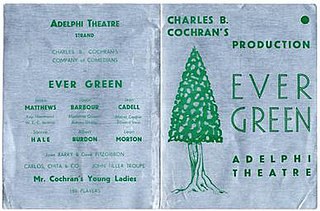<i>Ever Green</i> musical