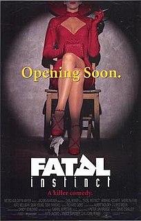<i>Fatal Instinct</i> 1993 film by Carl Reiner
