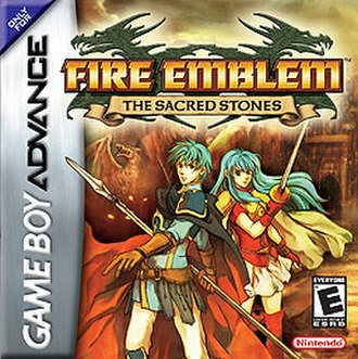 Fire Emblem: The Sacred Stones - Image: Fire Emblem The Sacred Stones