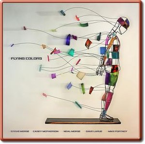 Flying Colors (Flying Colors album) - Image: Flying colors album