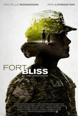 Fort Bliss (film) - Theatrical release poster