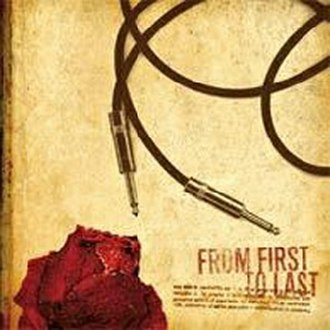 Aesthetic (EP) - Image: From First To Last Aesthetic
