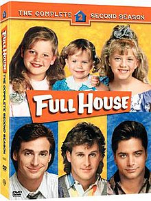 full house season 2 wikipedia