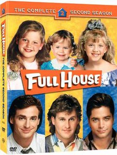 <i>Full House</i> (season 2) Season of television series