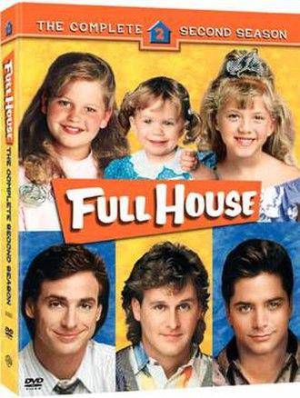 Full House (season 2) - Image: Full House Season 2