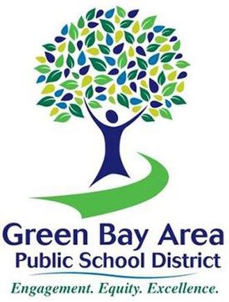 Green Bay Area Public School District - Image: GBAPS logo