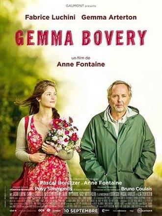 Gemma Bovery (film) - Film poster