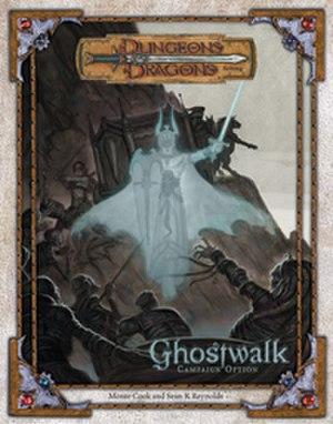 Ghostwalk - Image: Ghostwalk coverthumb