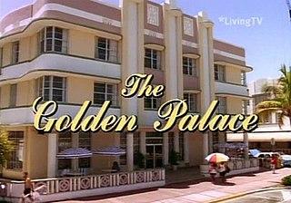 <i>The Golden Palace</i> US TV sitcom