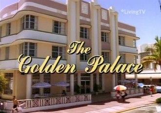The Golden Palace - Image: Goldenpalacelogo
