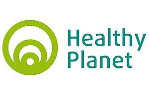 Healthy Planet - Image: Healthy Planet logo