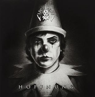 Hoffnung (Lacrimosa album) - Image: Hoffnung (Lacrimosa album cover)