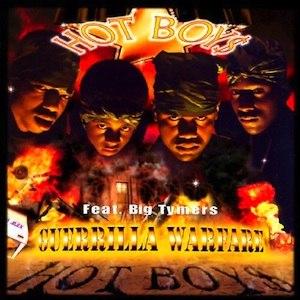 Guerrilla Warfare (album) - Image: Hot Boys Guerrilla Warfare