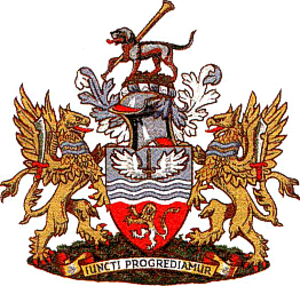 London Borough of Hounslow - Image: Hounslow arms