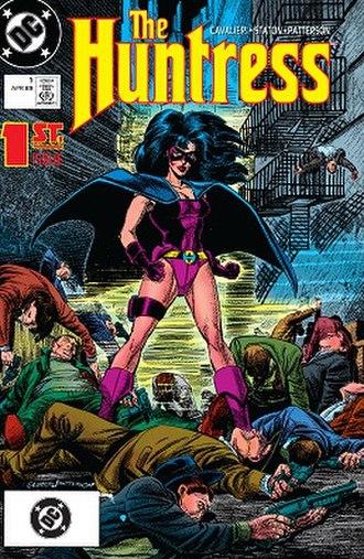 Huntress (comics) - Image: Huntress v 1 1