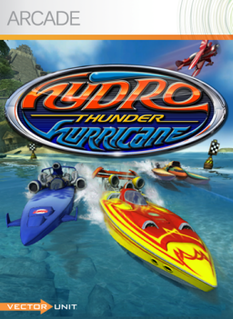 <i>Hydro Thunder Hurricane</i> 2010 video game