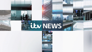 <i>ITV Evening News</i> television series