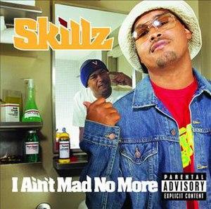 I Ain't Mad No More - Image: I Aint Mad No More album cover