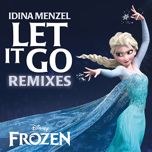 Let It Go (Disney song) - Image: Idina Menzel Let It Go