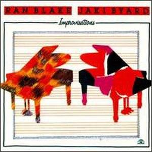 Improvisations (Ran Blake & Jaki Byard album) - Image: Improvisations (Ran Blake & Jaki Byard album)