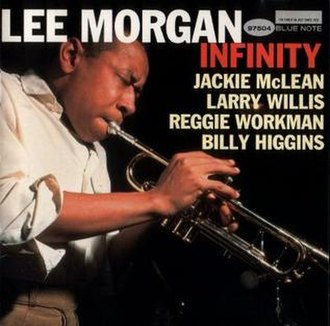 Infinity (Lee Morgan album) - Image: Infinity (Lee Morgan album)