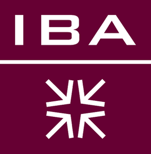 Institute of Business Administration, Karachi - Image: Institute of Business Administration, Karachi (logo)