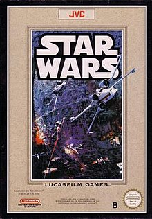 Star Wars 1991 Video Game Wikipedia