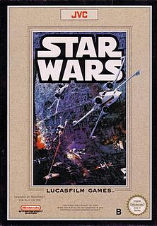 <i>Star Wars</i> (1991 video game) 1991 video game