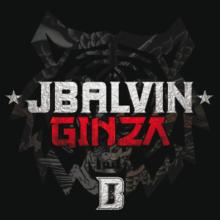J Balvin Ginza Png