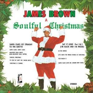 A Soulful Christmas - Image: James Brown A Soulful Christmas