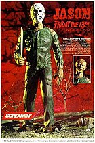 In 1988, Screamin' toys introduced the build-it yourself Jason figure