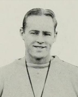 James J. Cline - Cline pictured in Southern Campus 1924, UCLA yearbook