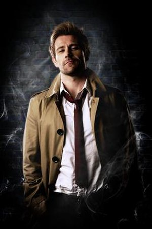 John Constantine - Matt Ryan as John Constantine in the NBC series Constantine (2014–15).