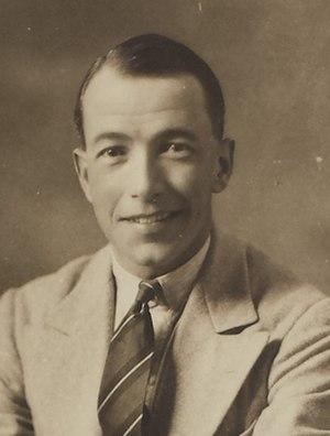 John Dring - John Dring in about 1935