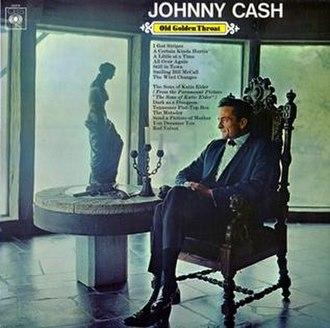 Old Golden Throat - Image: Johnny Cash Old Golden Throat