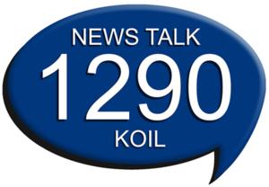 KOIL - Image: KOIL News Talk 1290 logo