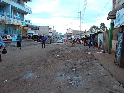 How to get to kasarani with public transit - About the place