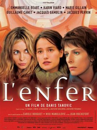 Hell (2005 film) - Image: L'enfer (2005 movie poster)