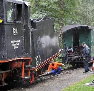 Friedewald train collision