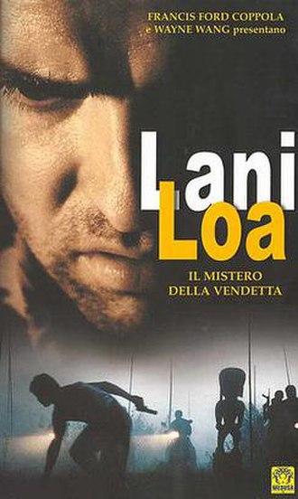 Lani Loa – The Passage - Italian DVD release poster (MEDUSA)