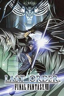 <i>Last Order: Final Fantasy VII</i> 2005 film by Morio Asaka