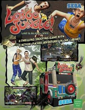 Let's Go Jungle!: Lost on the Island of Spice - Let's Go Jungle!: Lost On the Island of Spice