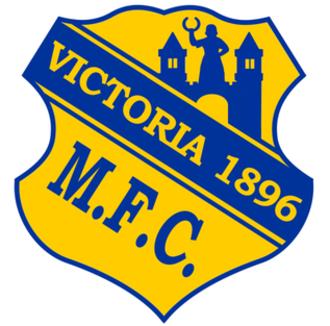 SV Victoria 96 Magdeburg - Image: Logo md mfcv 01
