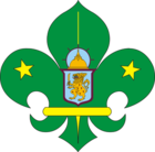 Logo of 1st Kandy Dharmaraja Scout Group and ORSA.png
