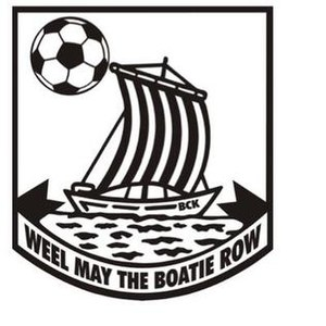 Buckie Rovers F.C. - Image: Logo of Buckie Rovers Football Club