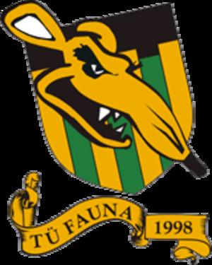 Tartu Ülikool Fauna - Logo