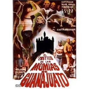 Luchador films - The Castle of the Guanajuato Mummies