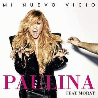 Paulina Rubio featuring Morat - Mi Nuevo Vicio (studio acapella)