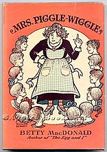 Book Cover: Mrs. Piggle-Wiggle's Farm by Betty MacDonald