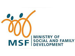 Ministry of Social and Family Development - Image: MSF(SG) logo